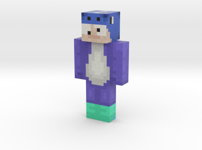CustomSkin-1551177399020 | Minecraft toy 3d printed