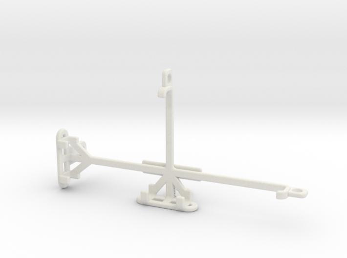 LG G8 ThinQ tripod & stabilizer mount 3d printed