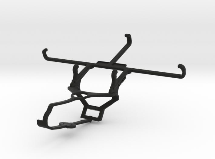 Steam controller & Archos Diamond - Front Rider 3d printed