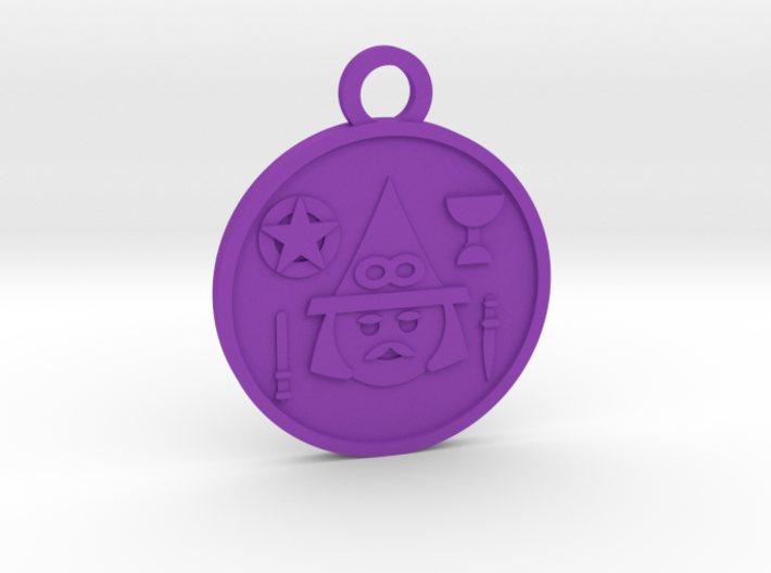 The Magician 3d printed