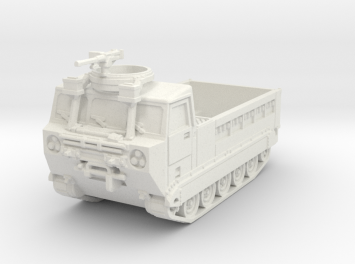 M548 MG (open) 1/100 3d printed