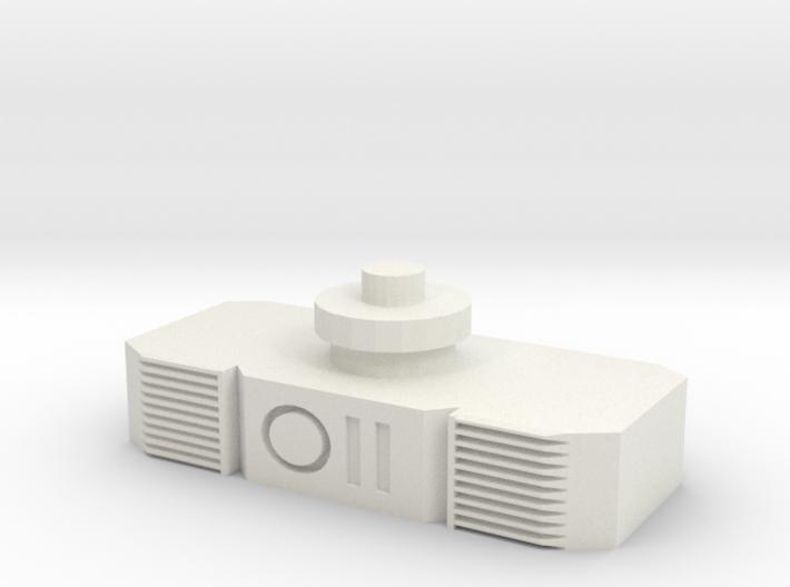 Siege Megatron ab extender 3d printed