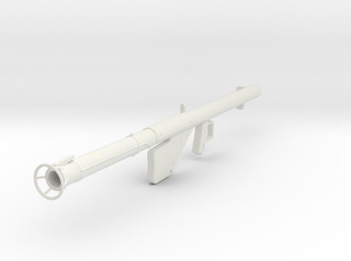 Bazooka M1A1 1/10 3d printed