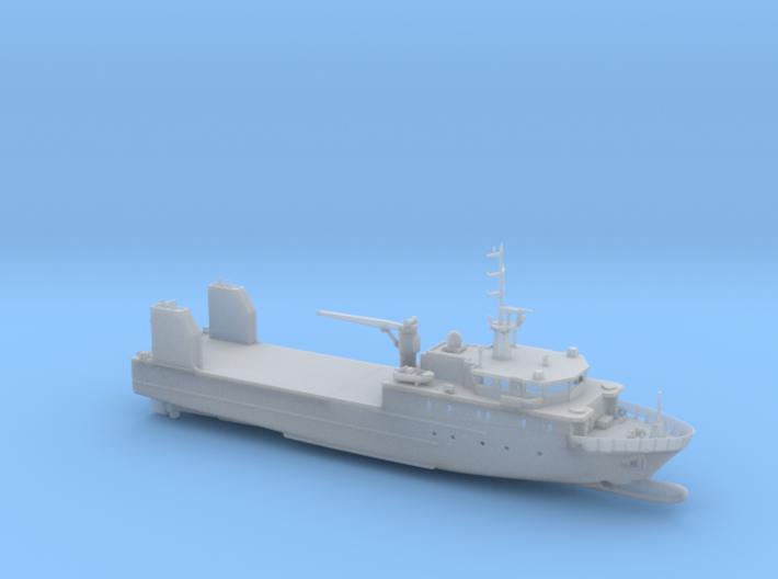 A61 Rmah (1:400, static model) 3d printed