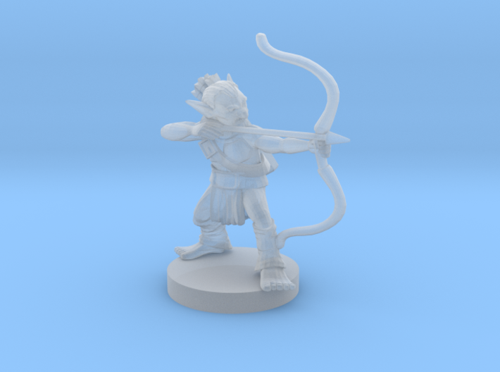 Goblin ranged  NEW 3d printed