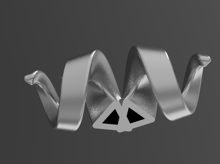 Pendant | Capricorn 3d printed