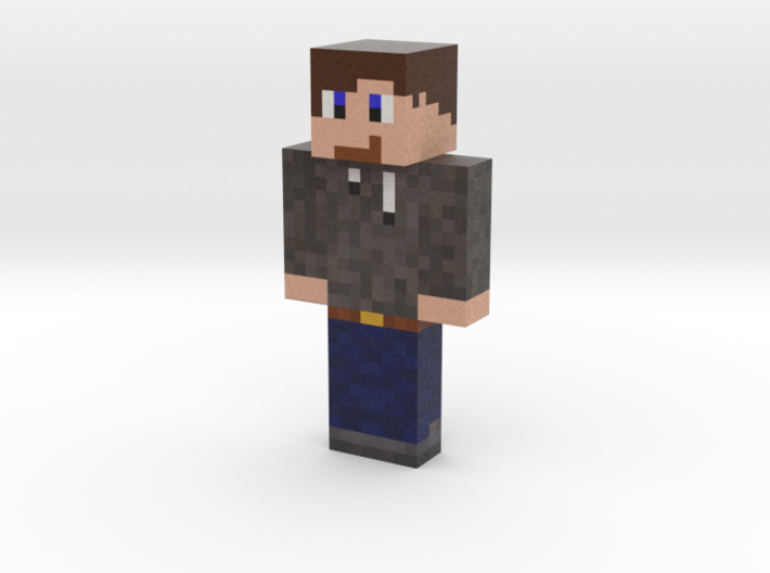 AlexZockt | Minecraft toy 3d printed