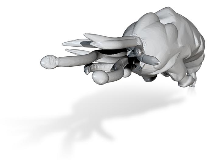 Slagoid Cruiser - Concept D 3d printed