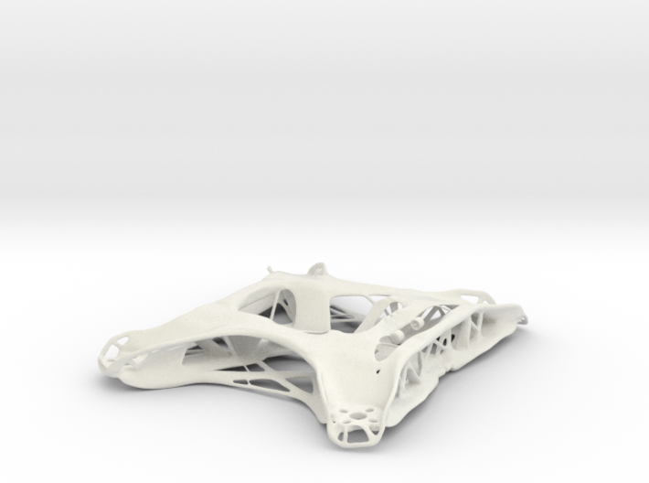 FPV Drone Chassis 3 3d printed