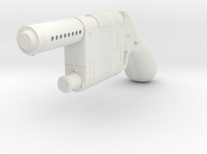 1:6 Miniature Blaster Pistol 3d printed