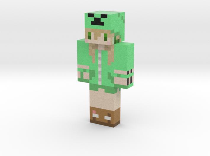 Yuukapopcorn | Minecraft toy 3d printed