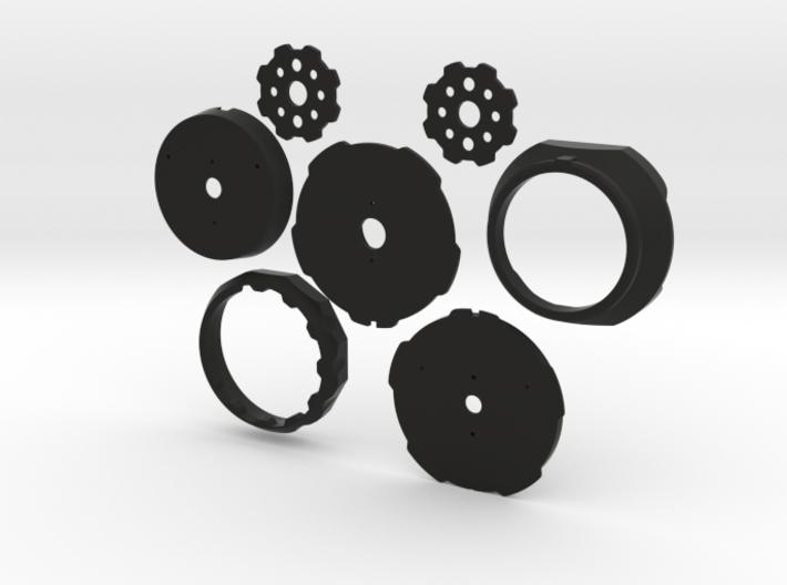 LJ42C Multi Pinhole v3.4 3d printed