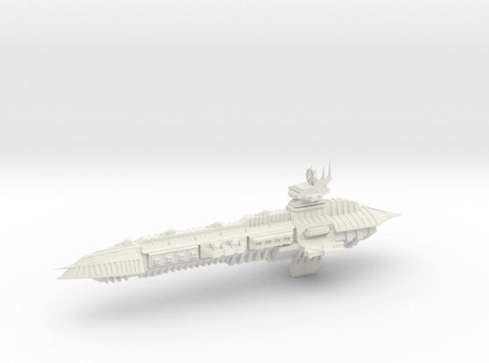 Chaos Capital Cruiser Imperial Renegade - 3 3d printed