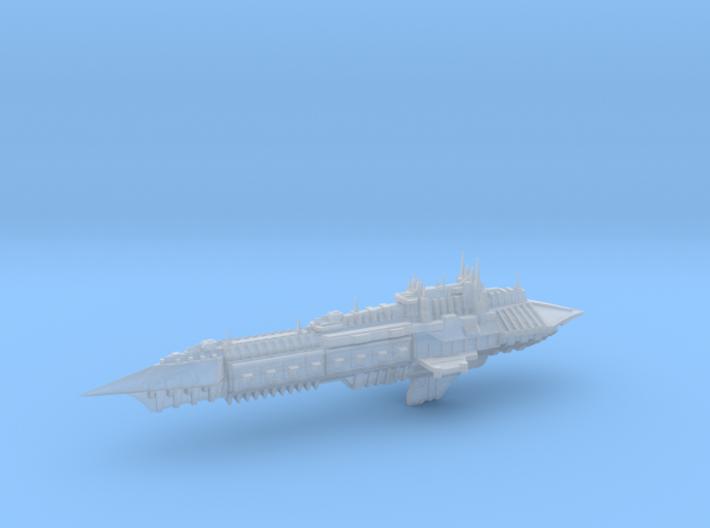 Chaos Cruiser Imperial Renegade - 6 3d printed