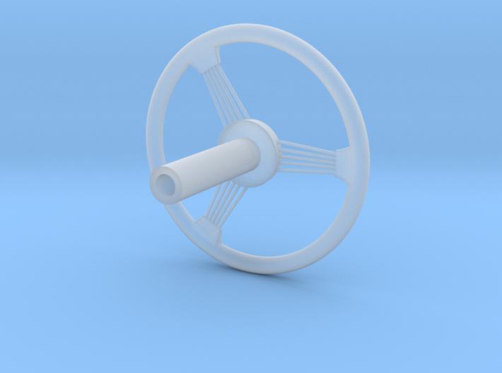 SteeringWheel-A 3d printed