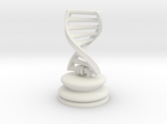 DNA X 4 Pieces 3d printed