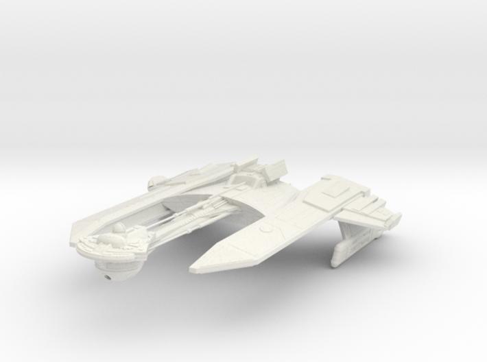 Klingon ForMar Class C Cuiser 3d printed