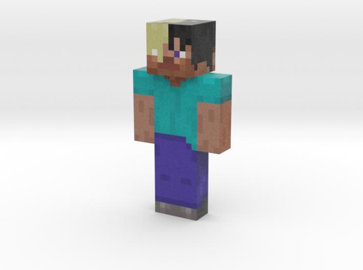 FredBoBo | Minecraft toy 3d printed