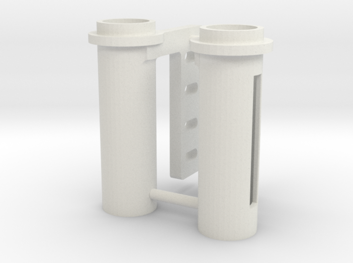 Karmfork Pipe AHTS (2pcs) 3d printed