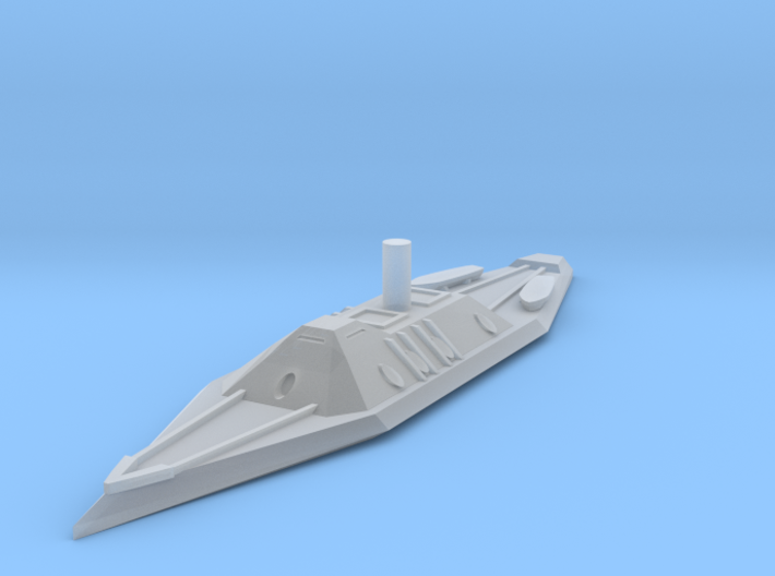 1/1200 CSS Tennessee 3d printed