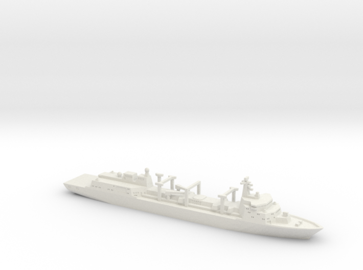 PLA[N] 901 Fast Combat Supply Ship, 1/2700 3d printed