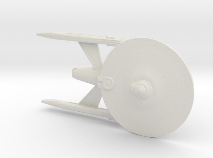 USS Shogun 3d printed
