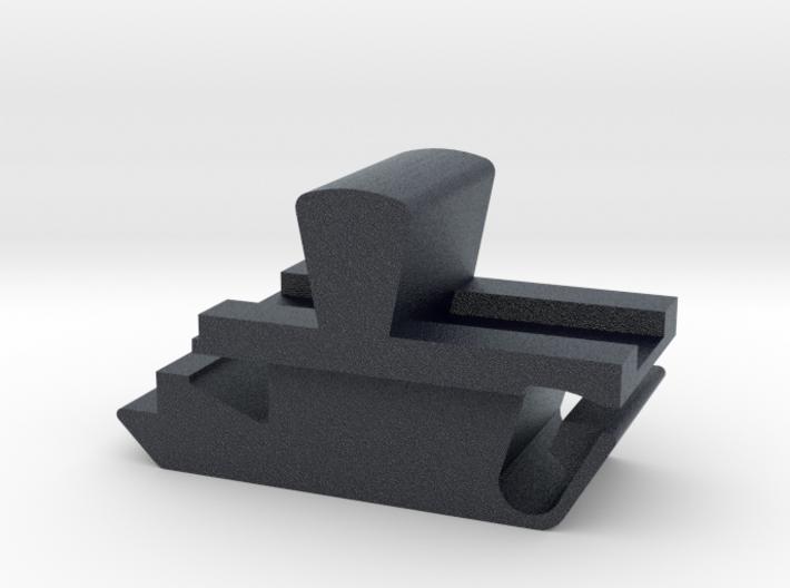 Zehnder wasemkap schuifje 3d printed