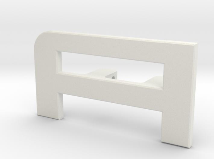 Cupra Lower Grill 'A' 3d printed