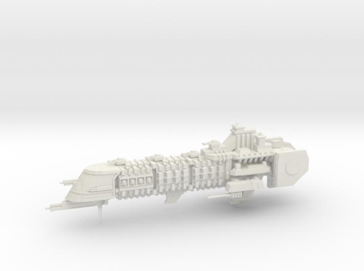Imperial Legion Super Cruiser - Armament Concept 6 3d printed