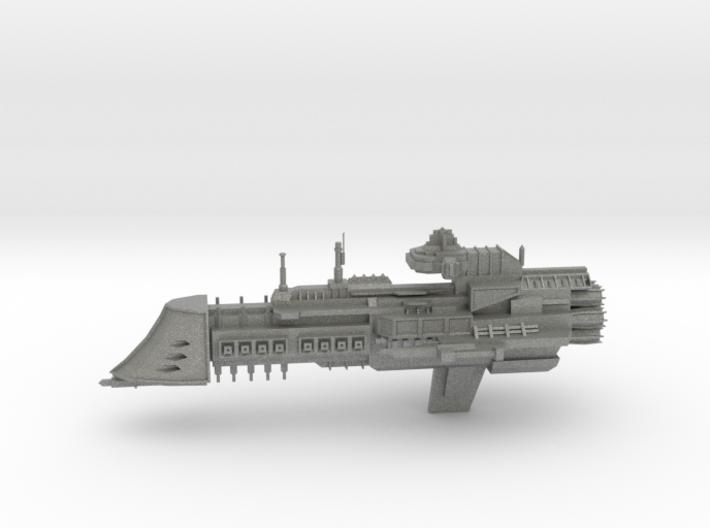 Tyrant Class Cruiser 3d printed