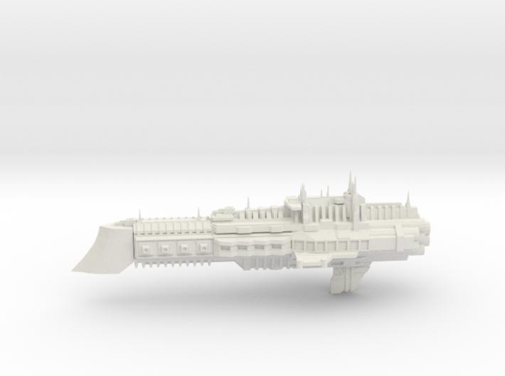 Imperial Legion Cruiser - Concept 8 3d printed