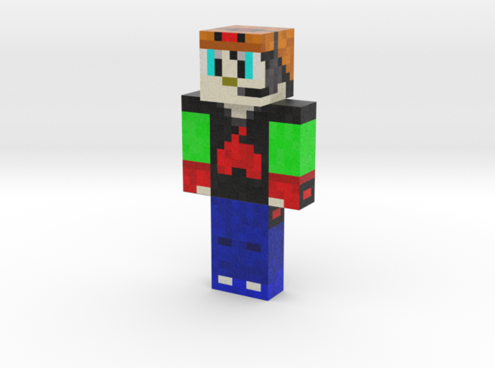 Absitty | Minecraft toy 3d printed