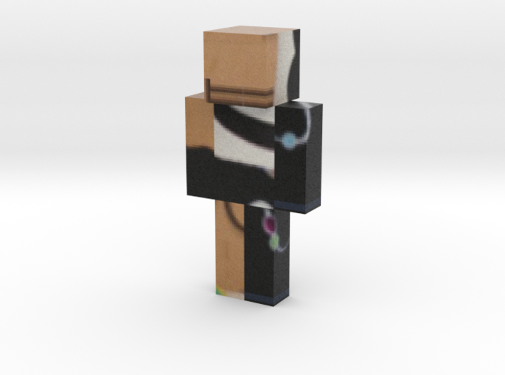 s3rlmello | Minecraft toy 3d printed
