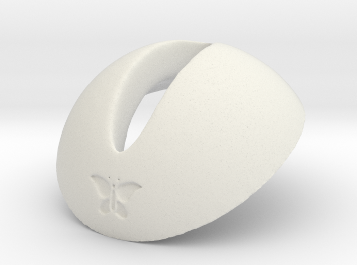 Rubenesque head to SD body adapter TEST VERSION 3d printed