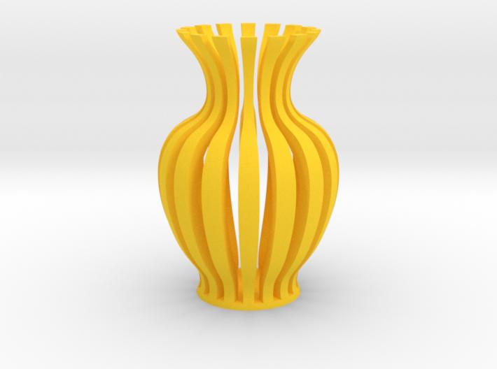 Vase-18 3d printed