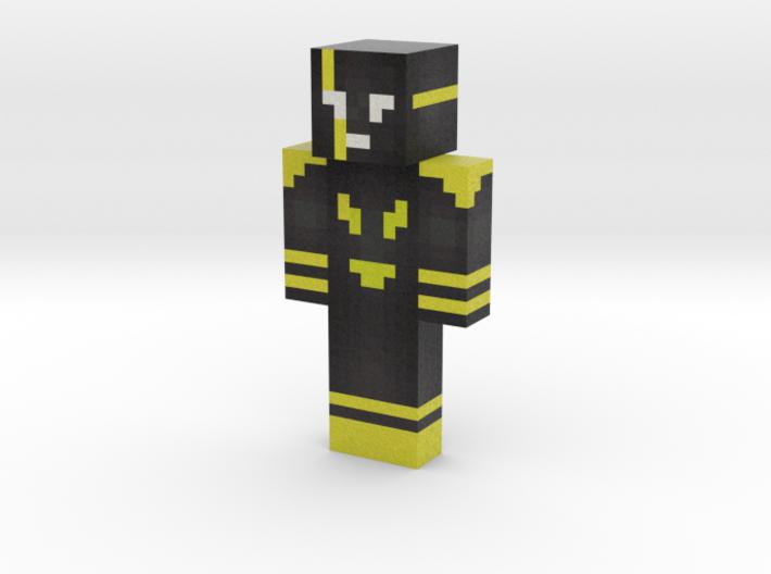 splashwear | Minecraft toy 3d printed