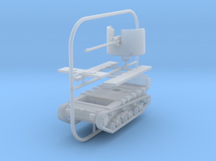 1/144 Skoda MU-6 (PUV-6) SPG 3d printed