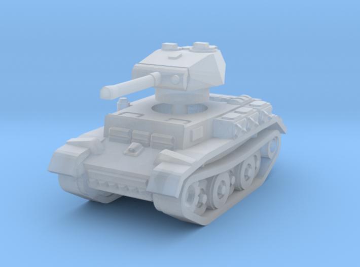 Panzer II Luchs 1/200 3d printed