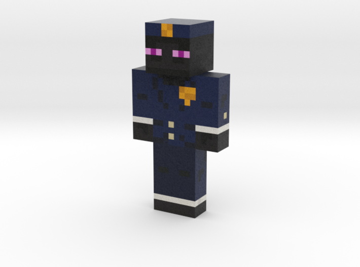 Microdiamond | Minecraft toy 3d printed