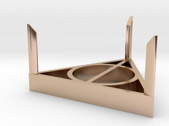 Ring Box Stand 3d printed