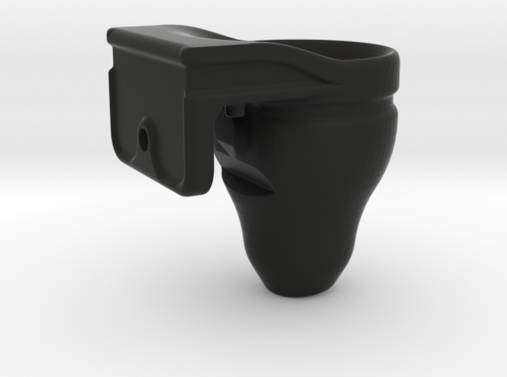 Fish Tank Feed Cup (Hanging) 3d printed