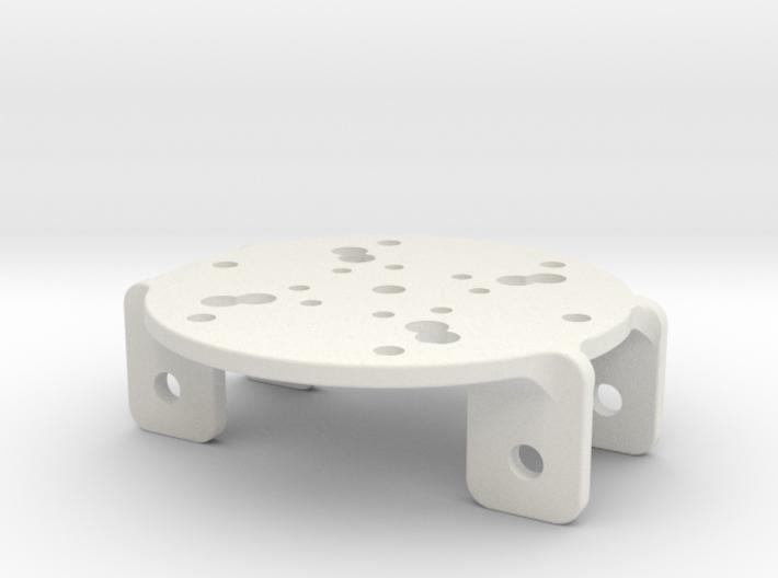 SAKE EZGripper Mount for HanRobot-3D-Print 3d printed