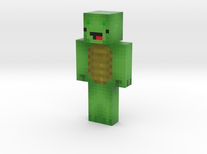 etizenryoma | Minecraft toy 3d printed