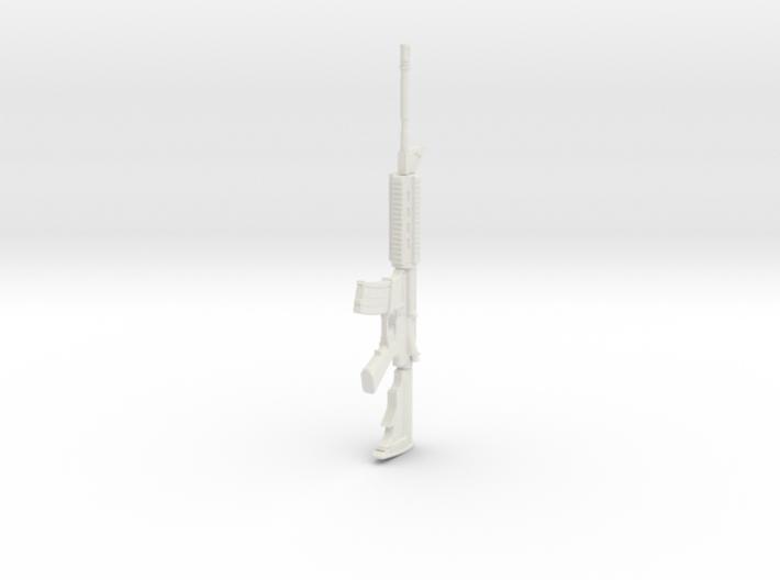 1:6 Miniature M4 Carbine 3d printed