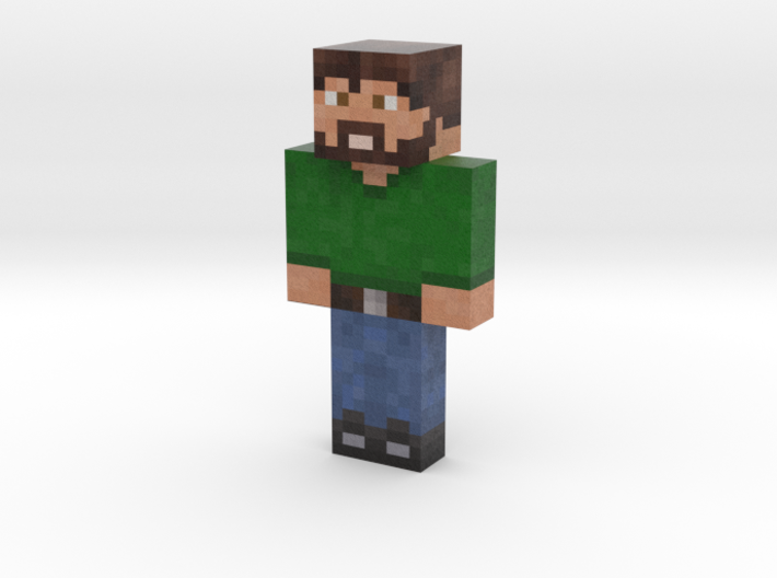 TheChrzan98 | Minecraft toy 3d printed
