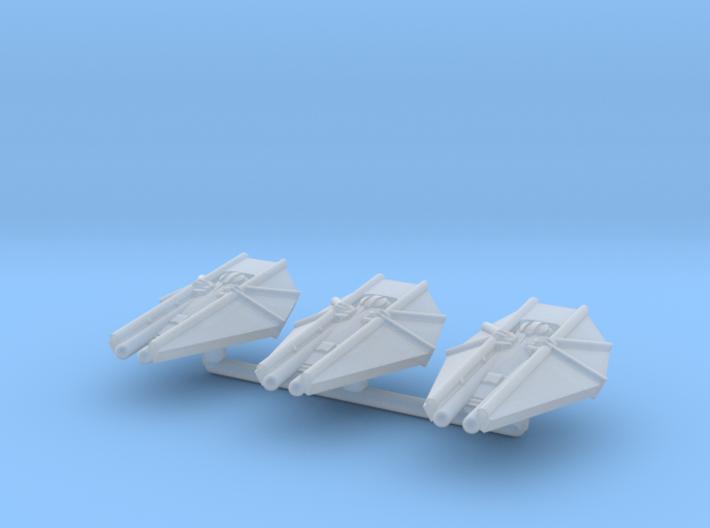 (Armada) 3x TIE Reaper 3d printed