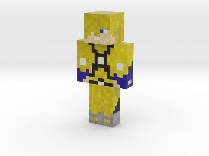 zorelmo | Minecraft toy 3d printed