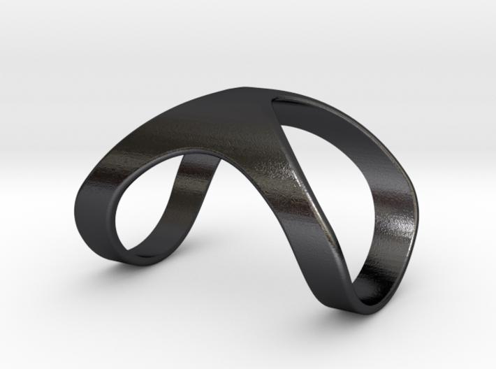 RingFingerSplintShort18-5.8-30mm 3d printed