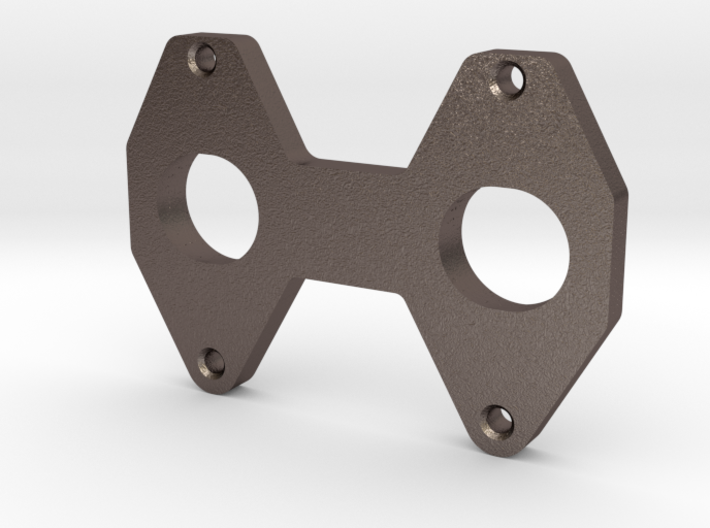 S5 Rotary Exhaust Manifold Hexacore 3d printed