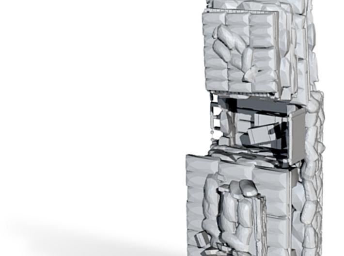 Double Firebase Bunker 3d printed
